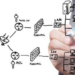 طراحی شبکه امن